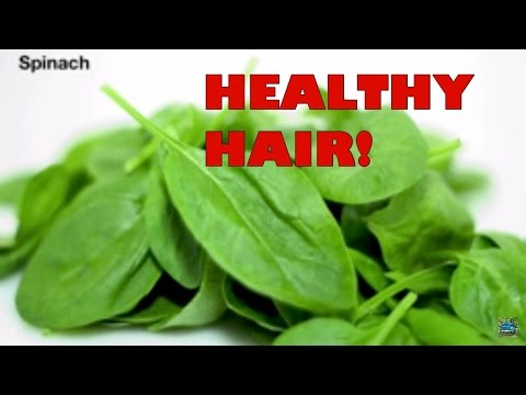 Top 10 Foods To Grow Healthy Natural Hair