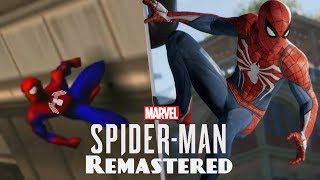 What if Spider-Man PS4 was a Remaster of the 2000 game?