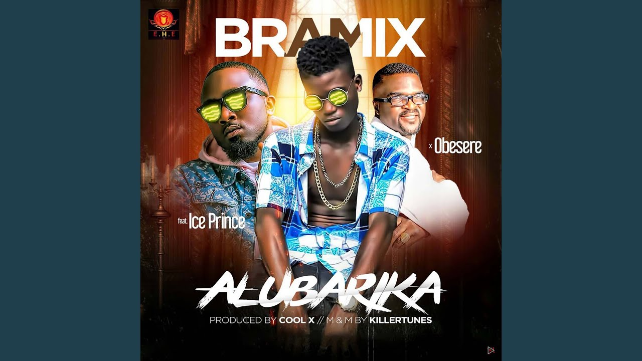 Download Alubarika (feat. Ice Prince & Obesere)