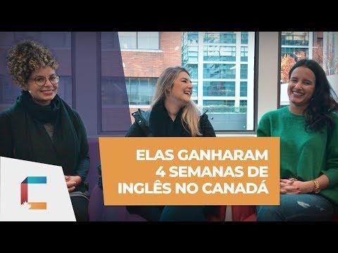 DEPOIMENTO: ESTUDANDO INGLÊS NO CANADÁ