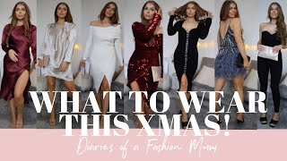 *CHRISTMAS PARTY OUTFIT* HAUL - ASOS - LAVISH ALICE - VESPER - FASHION HAULS - WHAT TO WEAR 2019