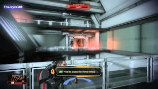 Mass Effect 2 PS3 Gameplay