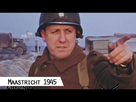 Maastricht Duren 1945 (in color and HD)