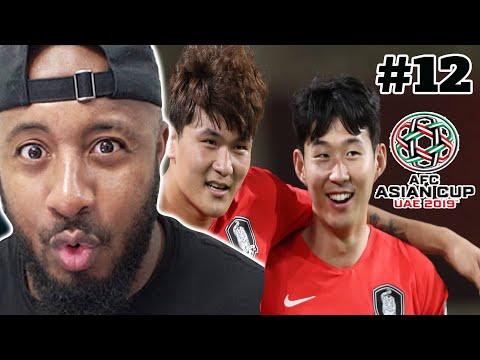 South Korea 2-0 China   Iraq 0-0 Iran   2019 Asian Cup #12