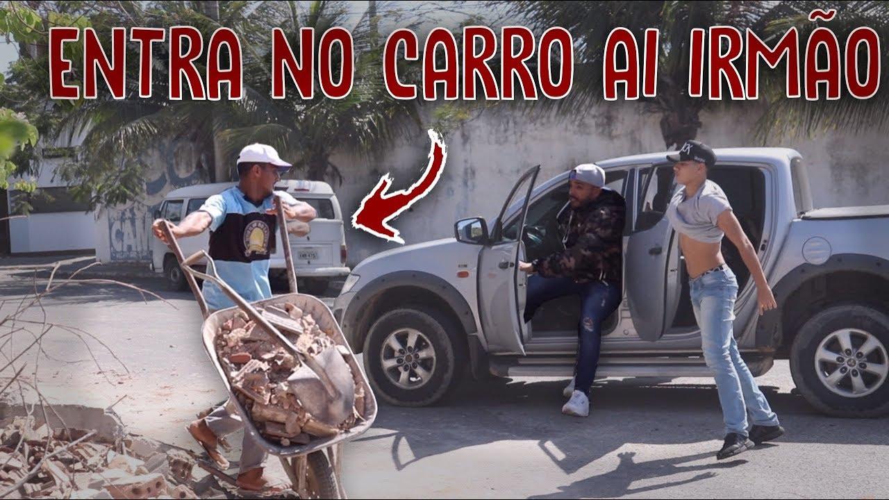 SABE ONDE FICA O BANCO ? (PARTE 2) ( pegadinha #29 )