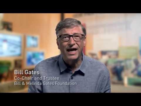Bill Gates welcome message (Biennial 2016)