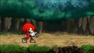 Sonic & Knuckles Vs Shadow
