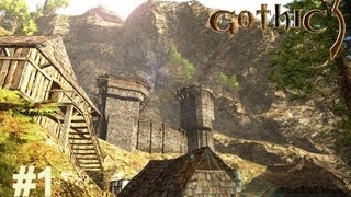 Gothic 3 Walkthrough German - BEFREIUNG ARDEAS - Part 1