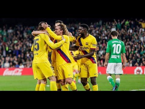Live Football Match Barcelona Vs Villarreal