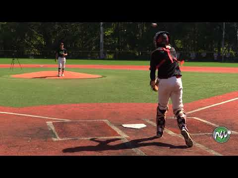 Alec Highland - PEC - RHP - Sumner HS (WA) - July 25, 2018