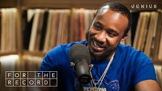 "Benny The Butcher On Being ""Knighted"" By Pusha-T & Why He Doesn't Rap Like Migos 