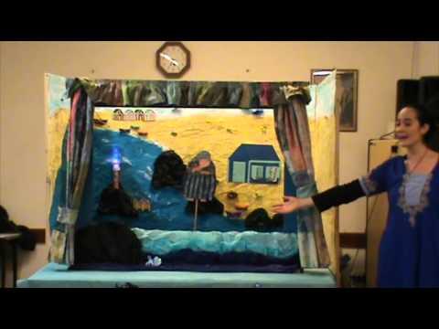 Racconto Animato Nonna celestina e cappuccetto blu