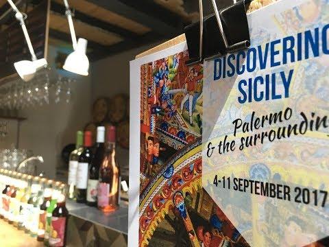 DISCOVERING SICILY - Educational Tour nella Sicilia Occidentale