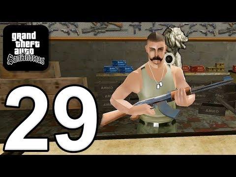 Grand Theft Auto: San Andreas - Gameplay Walkthrough Part 29 (iOS, Android)