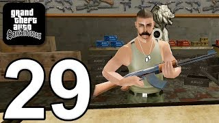 Grand Theft Auto: San Andreas - Gameplay Walkthrough Part 29 (iOS, Android)
