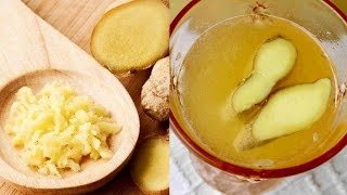 ginger benefits cold flu
