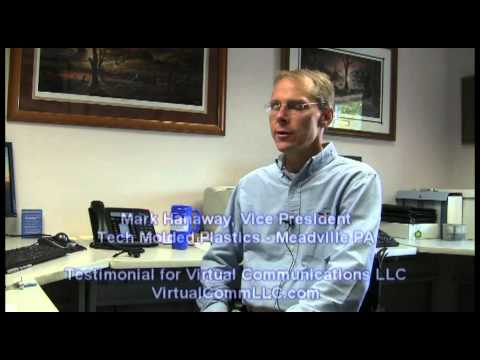 Communications Equipment Testimonial For Virtual Communications