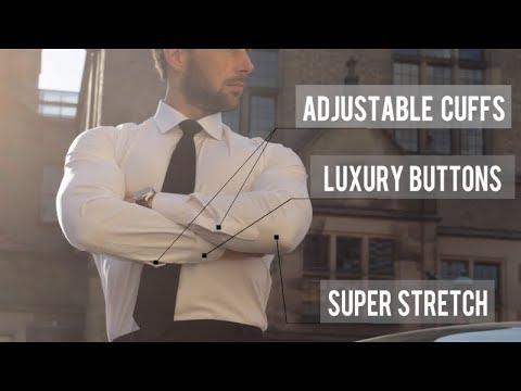 The Super Stretch Shirt For Modern Men