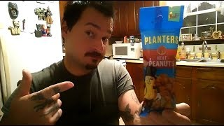 Planters Heat Peanuts Review