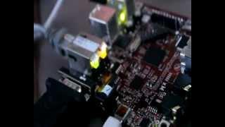 Beagle Board Xm Demo Part 1
