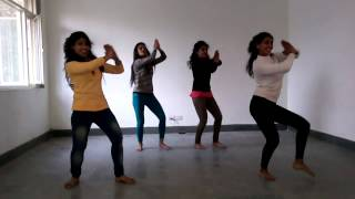Radha nachegi(tevar) dance by jhankar girls