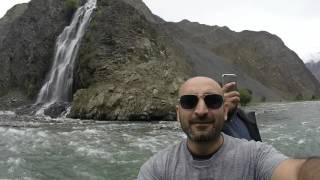20160829 IJC SC2, Mantoka Madhupur Waterfall, Nomi's GoPro