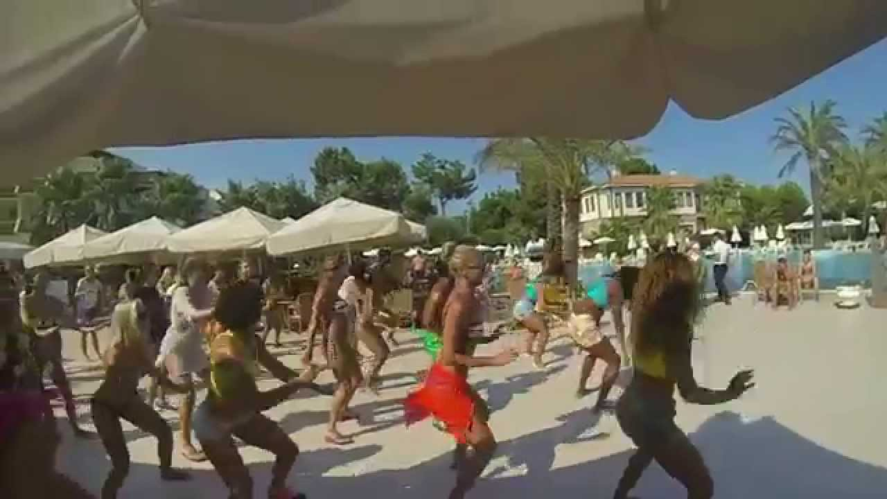 Queen's Park TEKIROVA Resort & Spa Турция, Кемер часть 2 ...