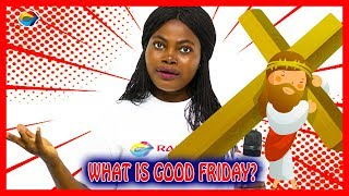 What is GOOD FRIDAY? | Street Quiz | Funny Videos | Funny African Videos | African Comedy |