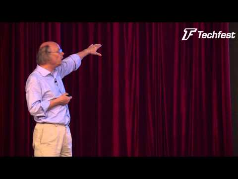 Bjarne Stroustrup - Lecture Series, Techfest-2015, IIT Bombay