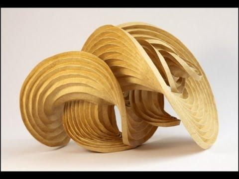 Folding Paper: Visual Art Meets Mathematics