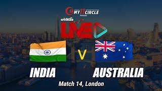 Cricbuzz LIVE: Match 14, India v Australia, Pre-match show