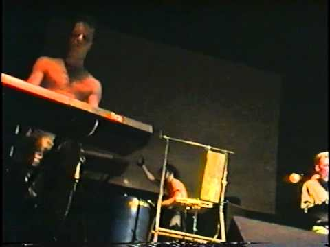 Sloppy Wrenchbody live in Zagreb 1992