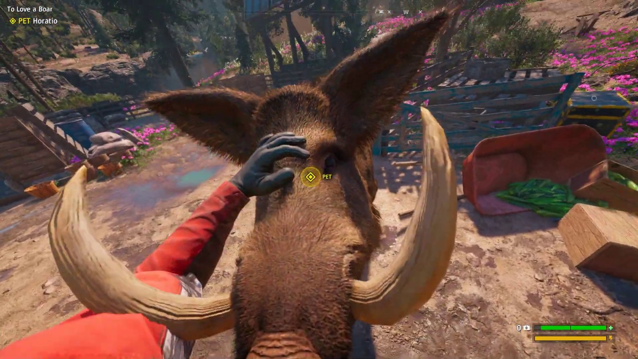 far cry new dawn horatio