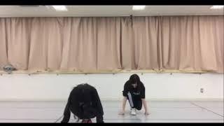 【Must be now 日下このみ振付Ver.】NMB48 石田優美 松村芽久未 Ver.