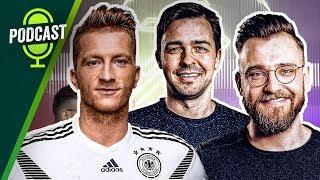Sektion Radioverbot - FC Bayern ohne Thomas Müller? Ter Stegen & Reus im Interview!