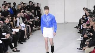 エフド EHUD パリ メンズ コレクション 動画 Paris Mens Fashion week Movie