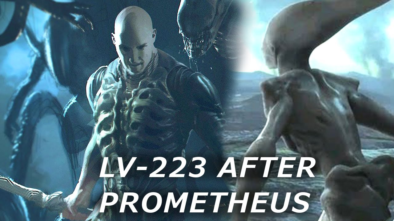 What Happened to LV 223 After Prometheus: Engineers, Deacon & Xenomorphs