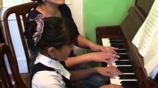 Араван. Уроки музыки в детской музыкальной школе