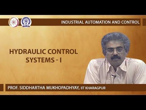 Hydraulic Control Systems - I