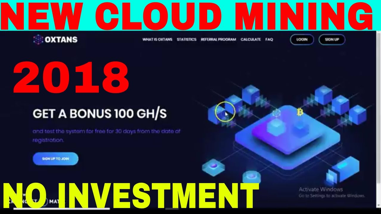 Free Bitcoin Mining Sites Without Investment 2018 How To Earn Money By Bitcoin