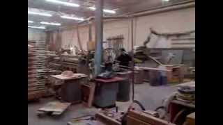 The Advantage Woodshop - Shop Footage