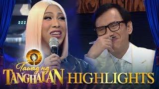 Tawag ng Tanghalan: Vice Ganda reveals how Rey Valera contacts his love interest before