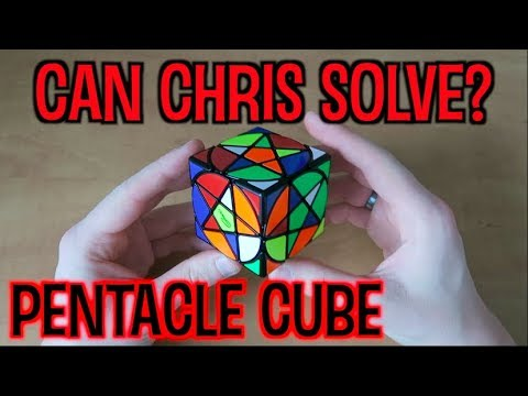 Can Chris Solve?: Pentacle Cube