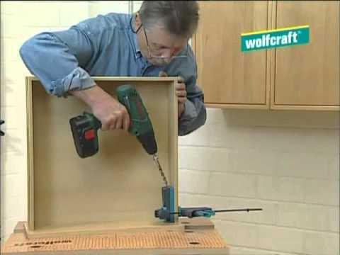 wolfcraft 4642 undercover jig youtube. Black Bedroom Furniture Sets. Home Design Ideas