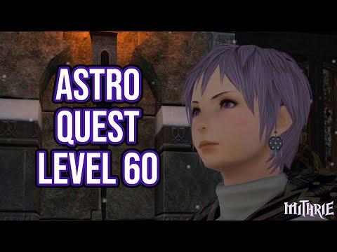 FFXIV 5.3 1513 Astrologian Quest Level 60