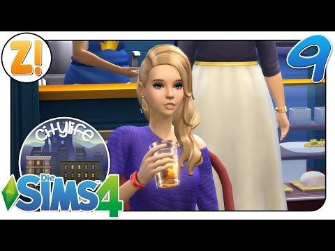 Sims 4 [Citylife Challenge]: Jordan wird zum Spaßvogel #9   Let's Play [DEUTSCH]