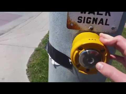 Crosswalk Button Polara Engineering 1st Generation Bulldog