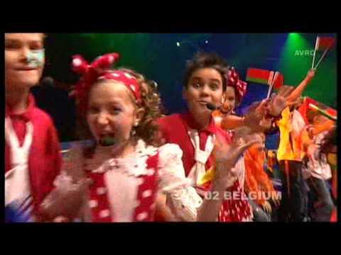 Junior Eurovision 2007: Trust - Anders (Belgium)