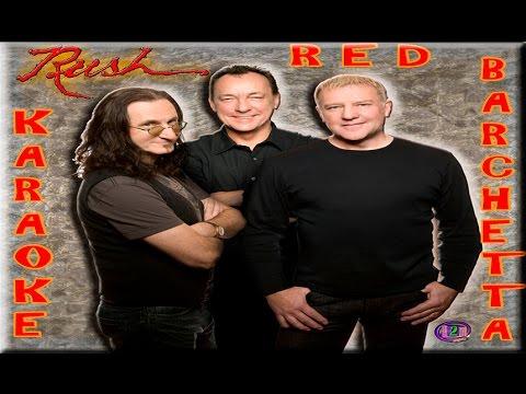 RUSH * Karaoke of Red Barchetta