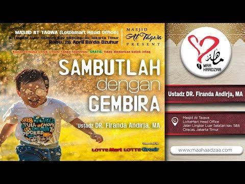 [LIVE] SAMBUTLAH DENGAN GEMBIRA